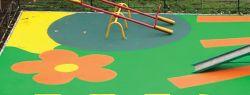 Покрытие детской площадки: советы