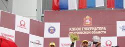 Дождь не стал помехой для мотогонок на Кубок губернатора Московской области!