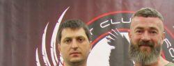 Со спортсменами военно-патриотического клуба «ВОРОН» провел встречу Валерий Шинкаренко