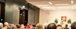 Лекция Шри Пракаша Джи в AMANO Grand Central в Берлине