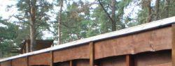 Забор из дерева: плюсы и минусы