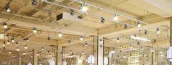 Организация освещения торговых залов