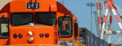 Доставка товара из Китая с помощью железнодорожного транспорта