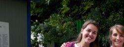 Шпагатный флэшмоб собрал в парке Горького десятки человек