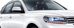 Китайский автопроизводитель Zotye привезет в Россию 4 новинки