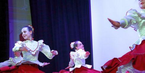 Двадцатипятилетие отметил в Москонцерте образцовый ансамбль танца «Ровесник» Центра культуры «Хорошевский»