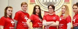 Волонтеры-медики составили свой компетентностный портрет