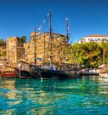 Курорт №1 на территории Турции — Анталия