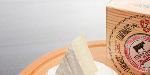 Новые виды сыра на полках магазинов