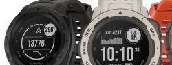 Новинка компании Garmin – спортивные GPS-часы Instinct