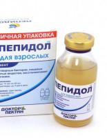 Пепидол – единственный на рынке бактерицидный энтеросорбент