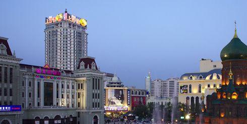 Витебск и китайский Харбин стали побратимами