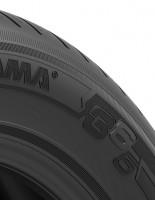При разработке модельного ряда КАМА 365 особое внимание было уделено проработке концепции построения рисунка протектора