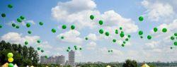 В Строгинской пойме в День эколога старт «зеленому» забегу даст Дарья  Повереннова
