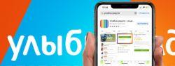 Возможность покупать товары через мобильное приложение предоставляет «Улыбка радуги»
