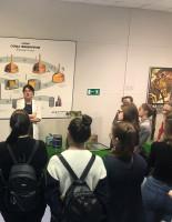 Специалисты «Балтики-Новосибирск» рассказали студентам о возможной стажировке на предприятии