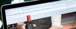 Покупка алкоголя через интернет-магазин