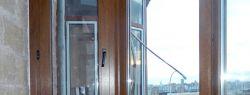 Французький балкон в Рівне — найкраще рішення для вузьких кімнат