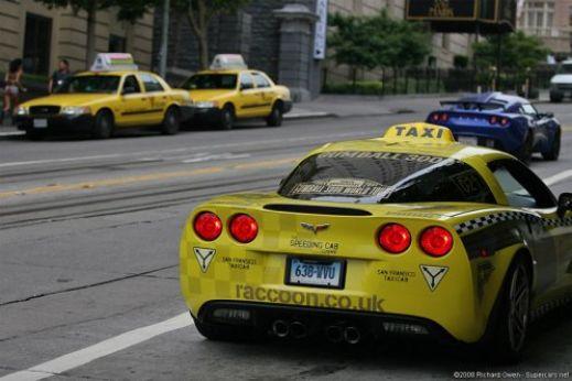 Необычные такси со всего мира.