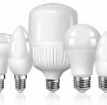 Подбор светодиодных лампочек