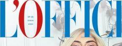 Осенний номер L'Officiel Russia украсила фотосъемка Ангелины Вангор