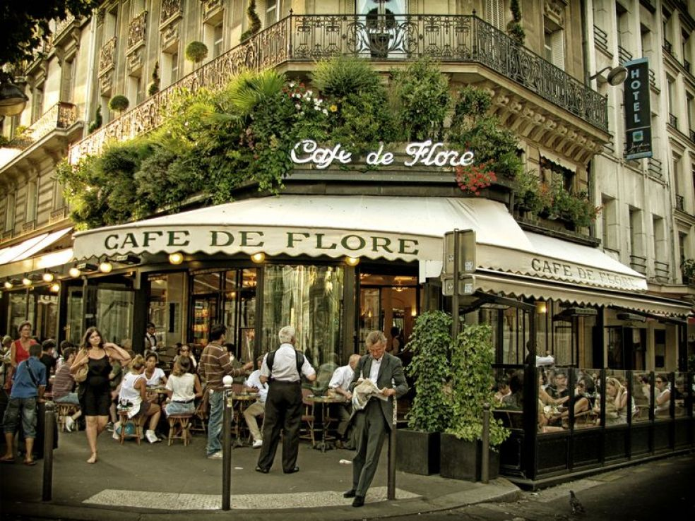 Опять хочу в Париж...