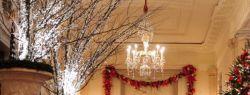 Рождество в Белом доме.