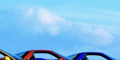 Цвет автомобиля зависит от характера владельца?