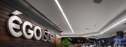 Современный фитнес-клуб Egoiste с функциональным тренажёрным залом