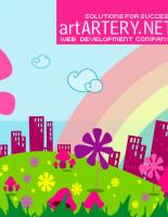 Веб студия artARTERY — создание сайтов в Киеве