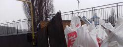 Как происходит вывоз строительного мусора