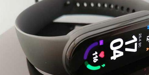 Xiaomi Mi Band 6 – электронный помощник на все случаи жизни