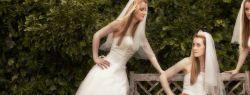 Свадебный салон – рай для невесты.