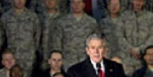 Буш пообещал Карзаю помощь в будущем