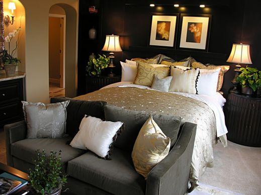 Спальня — здесь не только спят