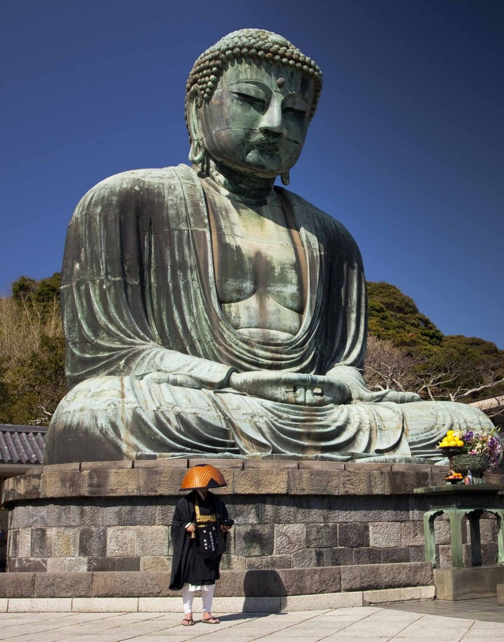 Великий Будда Камакура в Токио