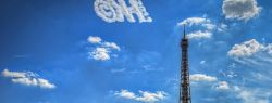 Британцы посещают Эйфелеву башню чаще, чем собственные памятники