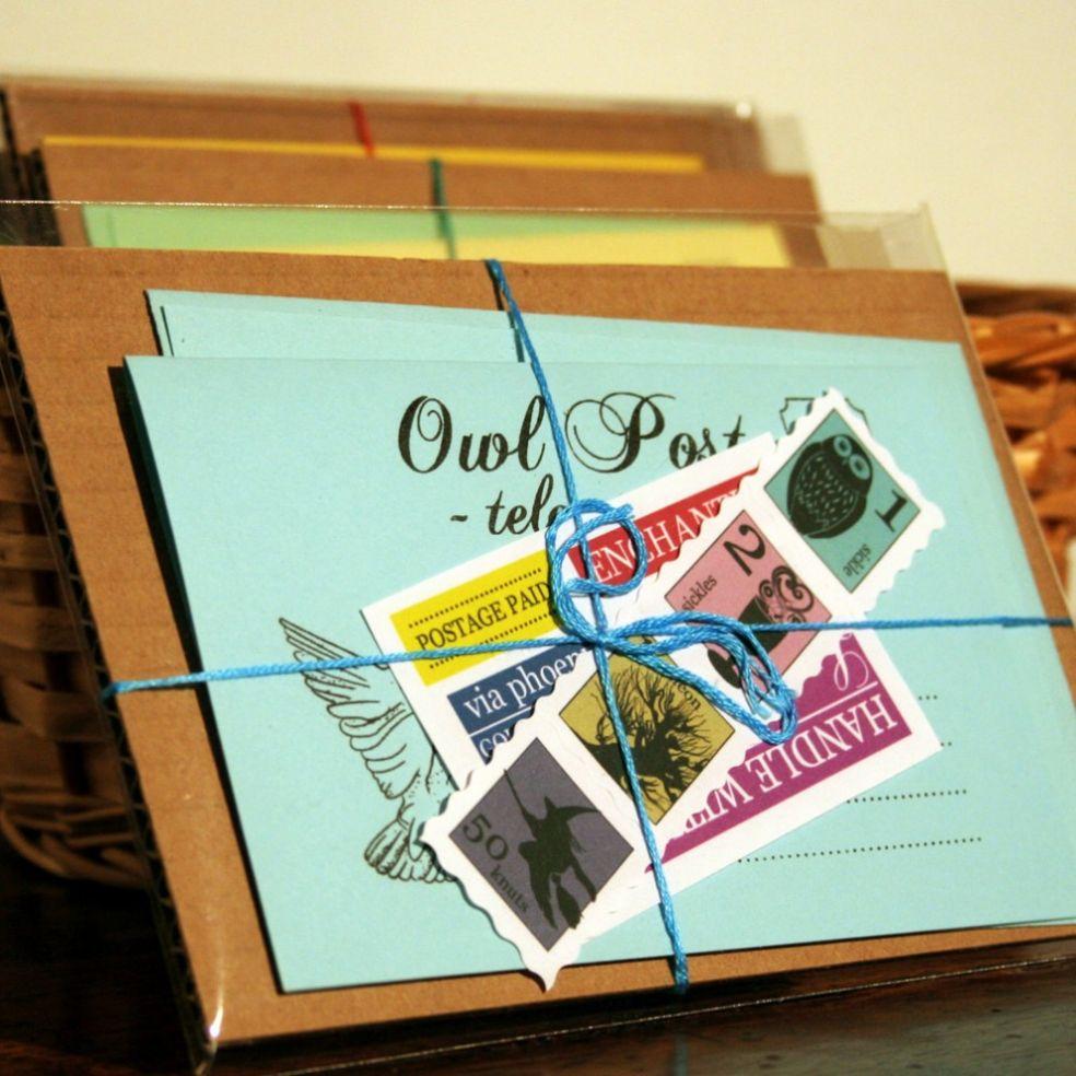 Набор совиной почты