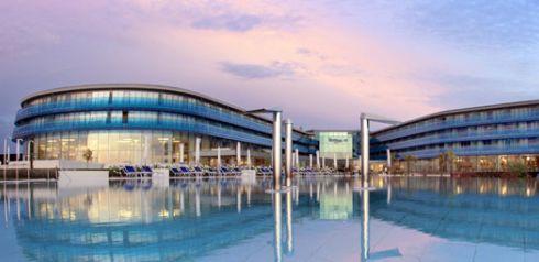 Отель в форме корабля открылся в Хорватии