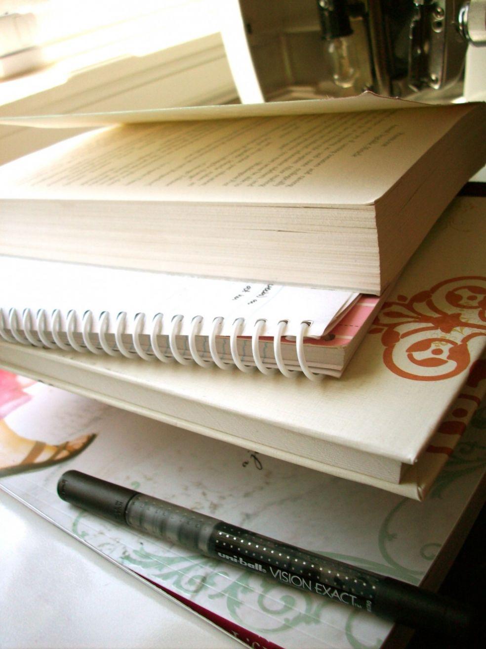 Книги можно не только читать, но и писать