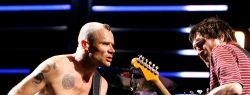 Концерт Red Hot Chili Peppers будут транслировать в 33 странах