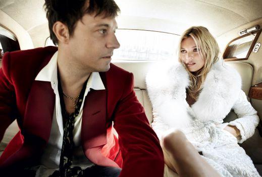 Кейт Мосс показала интимные фото со своей свадьбы