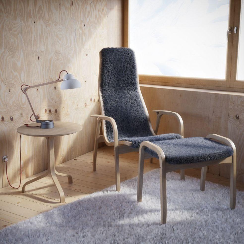 Кресло и стул из коллекции Ламино