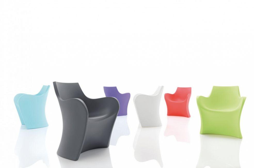 Кресла от Карима Рашида
