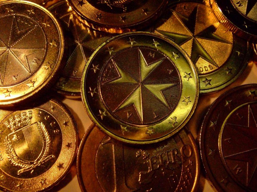 Мальтийские евро