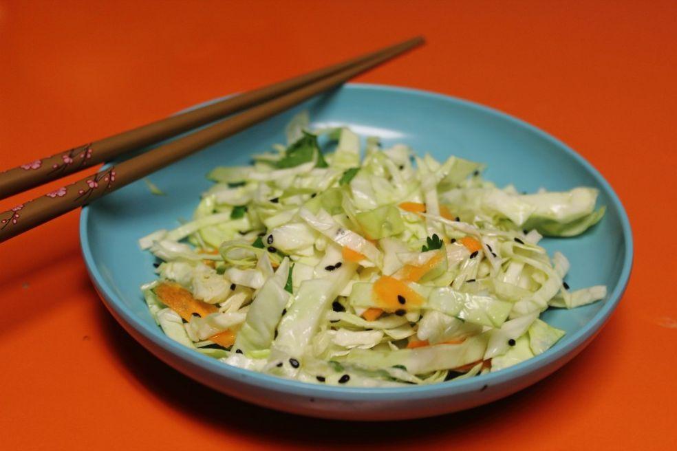 Фруктовый салат от жары