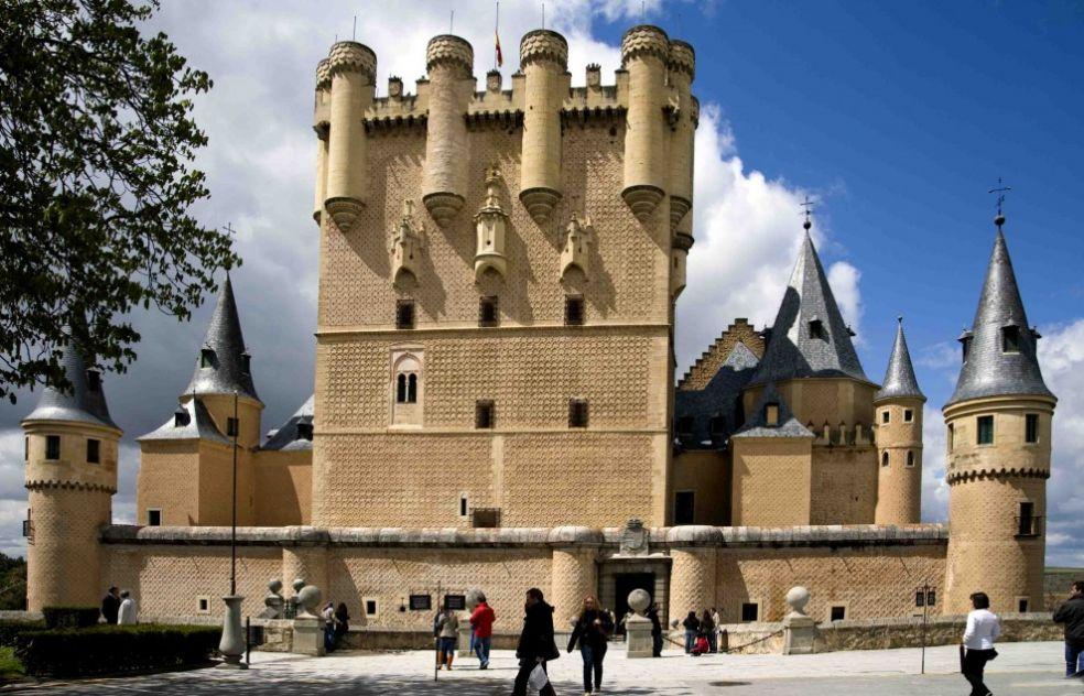 Башня Иоанна II Кастилии