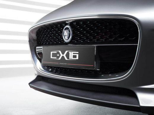 Новый концепт Jaguar C-X16