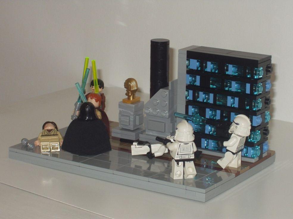 Лего и Звездные войны