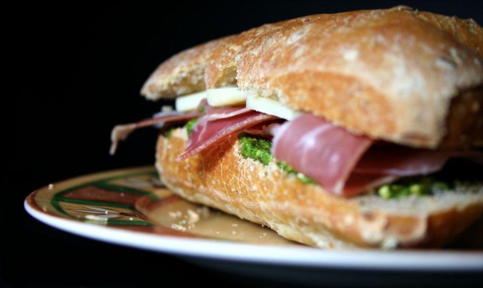 Сэндвич - не бутерброд